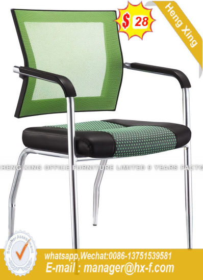 Modern School Waiting Room Fabric Mesh Office Conference Chair