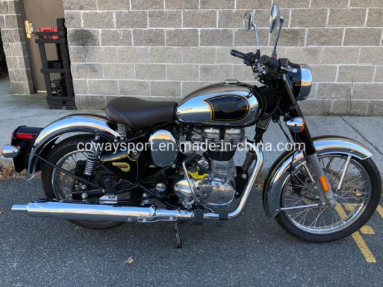 High Quality Royal-Enfield Classic Chrome ABS Motorcycle