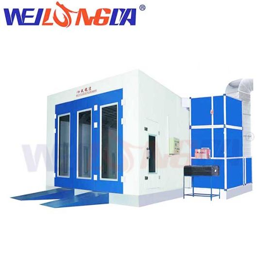 China Wld8200 Standard Type Ce Car Paint Spray Booth Bahrain