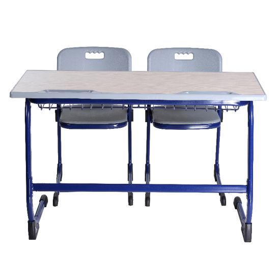 Adjusted Desk of School Furniture for Children's Education