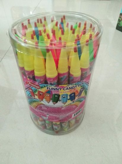PV Funny Candy Pen pictures & photos