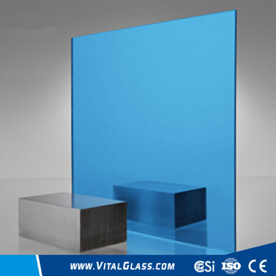 Tinted Reflective Mirror/ Beveled Edge Mirror for Decorative Bathroom Mirror pictures & photos