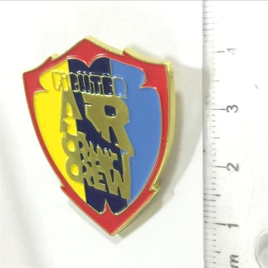 Search Making Own Design Metal Badge Lapel Pin pictures & photos