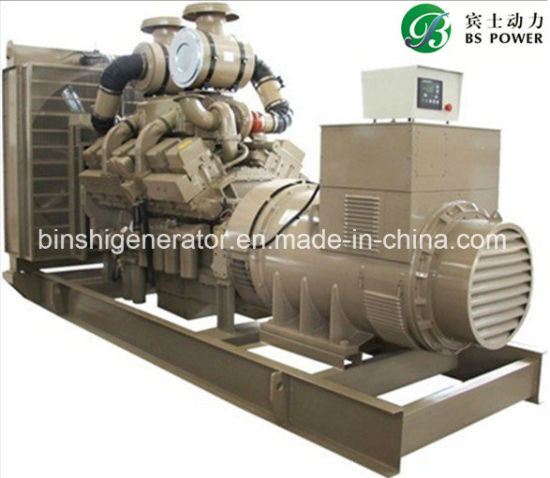 China Cummins Diesel Genset with C E, ISO, SGS - China