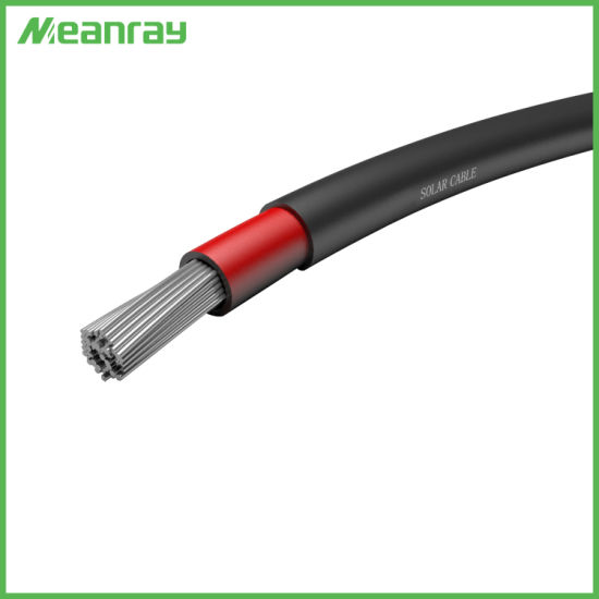China DC EPDM Coated Wire Welding Cable 4mm2 Solar PV Cable ...