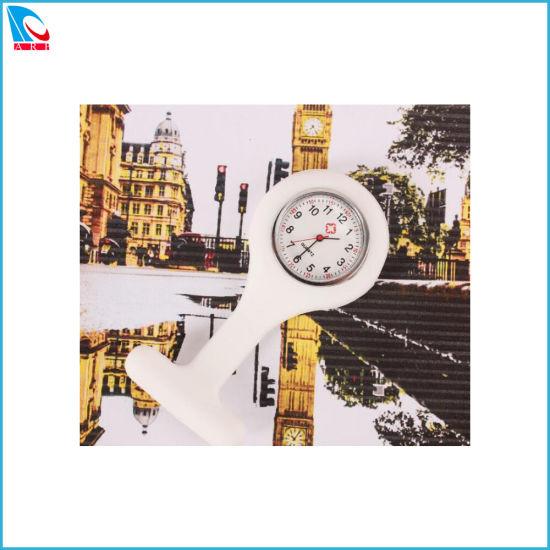 Nurse Watch Silicone Pocket Watch for Nurse Job High Quality
