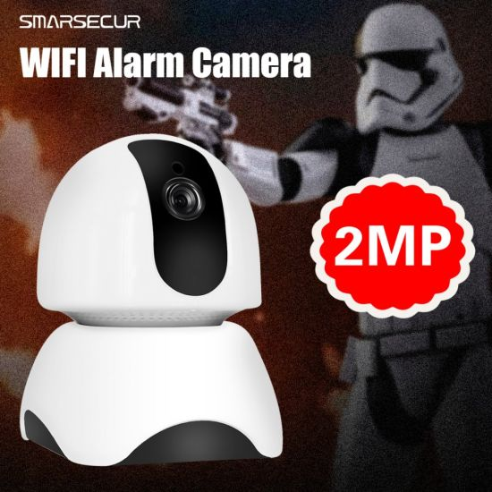 2018 2MP WiFi IP Camera WiFi 1080P IP Network Camera Wireless CCTV pictures & photos