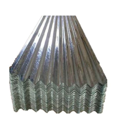 Metal Material Zinc Coated Corrugated Galvanized Roofing Sheet