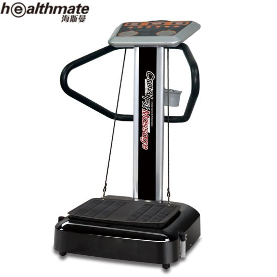Health Mate Full Body Crazy Fit Vibration Platform Fitness Machine
