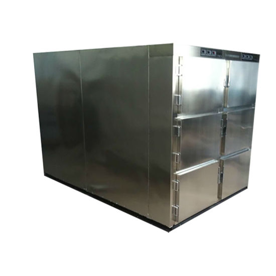 Stainless Steel Mortuary Refrigerator pictures & photos