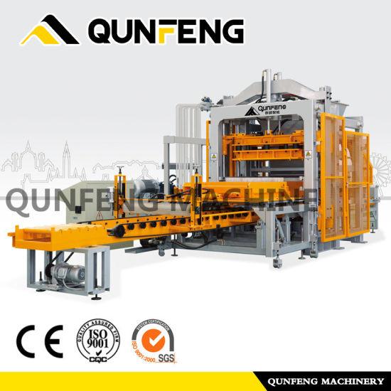 Block Making Machine with German High Technology