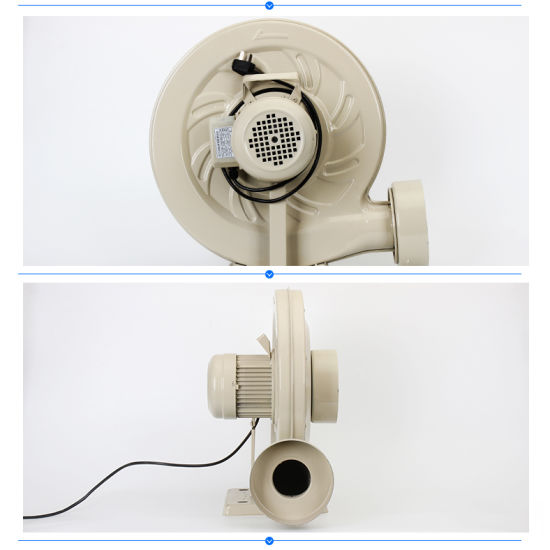 Centrifugal Fan Blower with Low Noise and Medium Pressure for Marking Machine