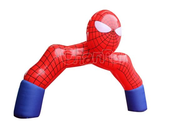Giant Spiderman Inflatable Arch/Customized Advertising Inflatable Promotion Archway Chad1037