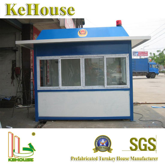 India Low Cost Housing Construction Modular Building Prefabricated Kiosk
