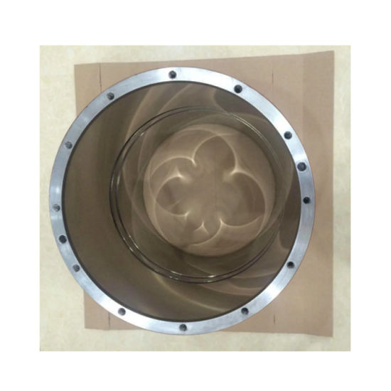 Forged Cylinder Sleeve Used for Hydraulic Lift Cylinder
