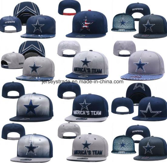 55c27ac0 China Dallas American Football PU Baseball Snapback Sports Caps Hats ...