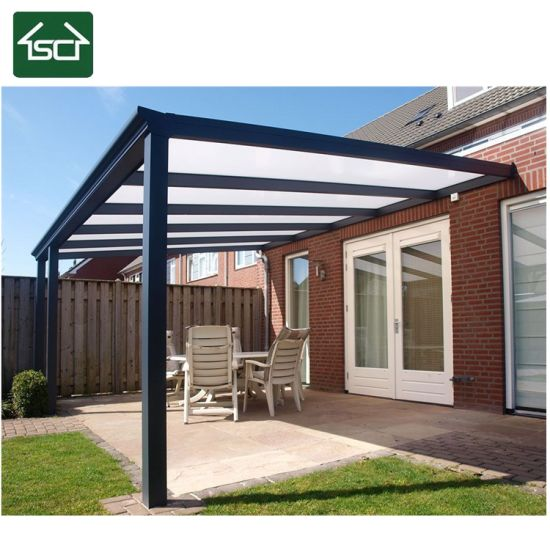 Roof System Patio Cover/ Aluminum Deck Patio Pergola Canopy