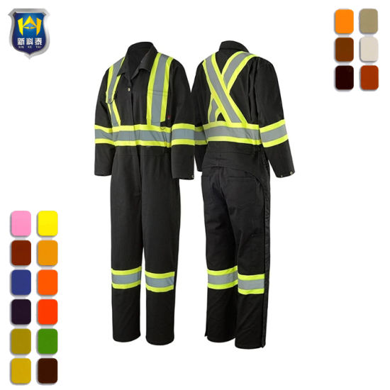 ae25765d67 China Fireman Suit Men′s Coveralls Work Overalls - China Work ...