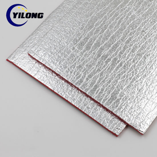 China Best Reflective Aluminium Foil Foam Insulation