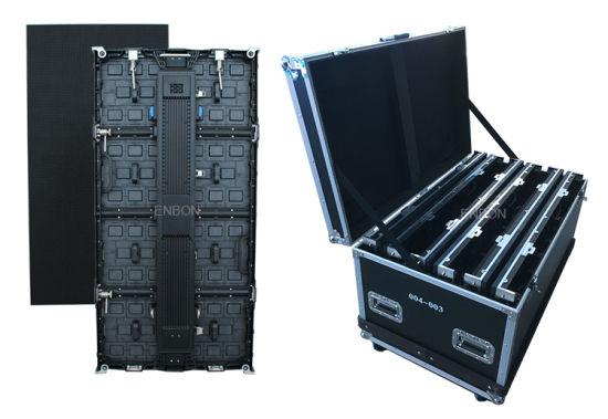 Flexible LED Video Wall 500 X 1000 (P2.6 P2.8 P2.9 P3.9 P4.8 P5.68 P6.25)