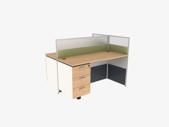Sensational Hot Item Great Cheap Modern Cubicles Office Workstation 2 Person Desk Computer Desk Home Interior And Landscaping Elinuenasavecom