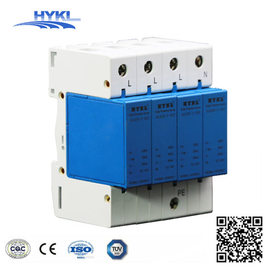 China Type 2 Surge Protection Device, Surge Protector Wiring Diagram