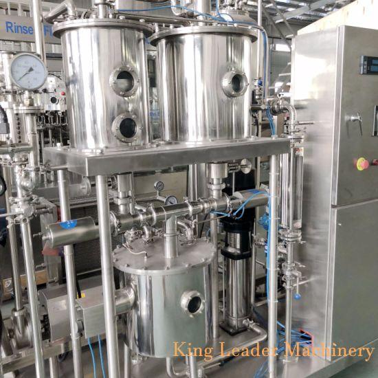 Qhs Series 5000L Carbonated Drink Mixer