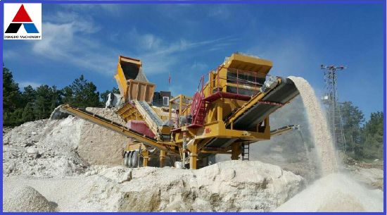 second hand mobile crushers for sale