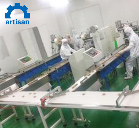 Ampoule Filling and Sealing Machine China Machinery Pack