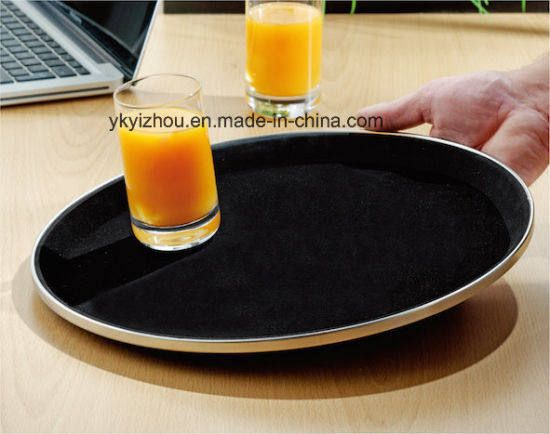 Food Serving Tray for Hotel Restaurant pictures & photos