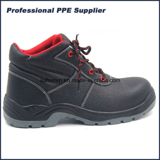 Plastic Buckles Composite Toe Kevlar Midsole Insulative Safety Shoes