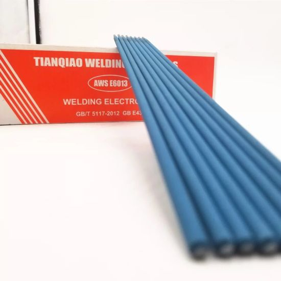 5kgs Package Size 3.2mm Factory Supply Aws E6013/E7018 Low Hydrogen Mild Steel Welding Electrode Rod Consumable pictures & photos