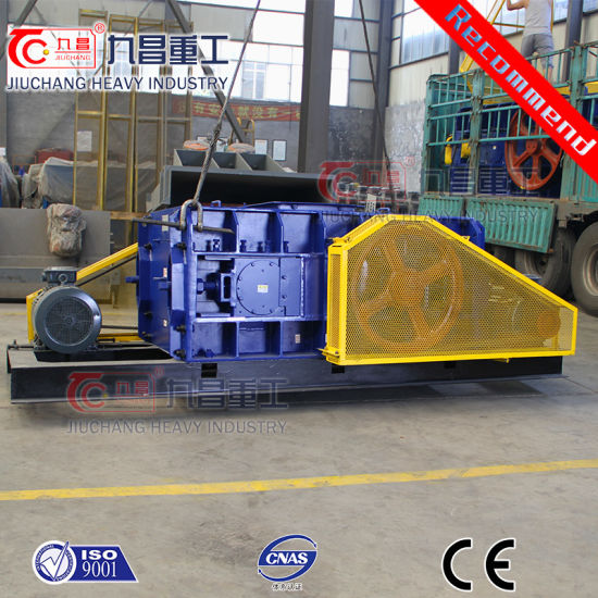 Top Quality Ores Crushing Machine for Double Roller Crusher pictures & photos