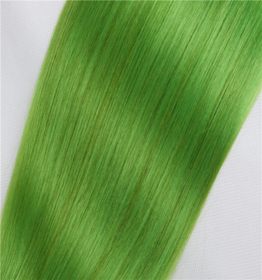 Wholesale Cheap Synthetic Hair Weaving Weft, High Temperature Synthetic Braiding Hair pictures & photos
