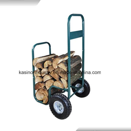Europe Popular Firehood Log Storage Trolley Cart (high quality)