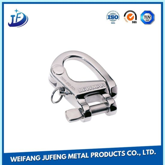 Customized Sheet Metal Stainless Steel Zinc Lock Catch for Door/Box pictures & photos