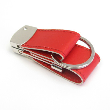 Corporate Gifts Leather USB Key Flash Drive USB with Logo