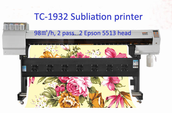 Wide Format Printer with Epson Print Head