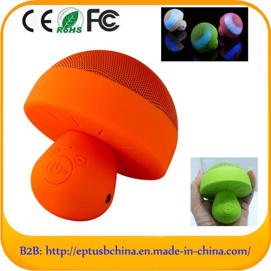 Mini Wireless Mushroom Shape Bluetooh Speaker Sound Jam Box (EB006)