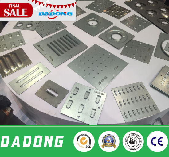 Dadong 8 Tools Stations Punching Machine pictures & photos