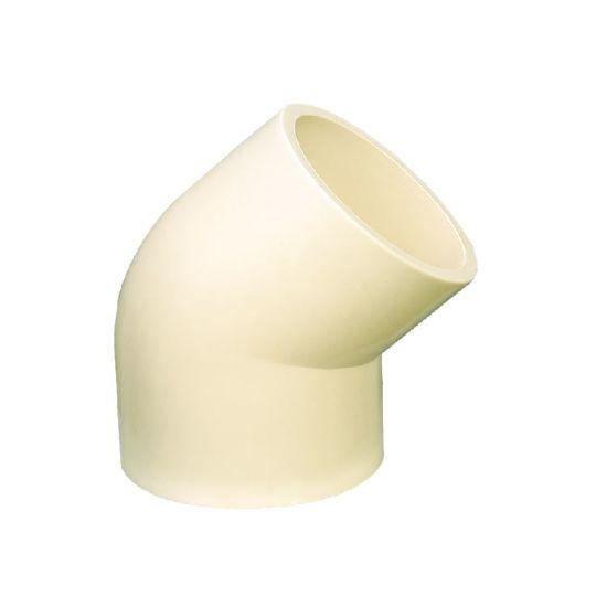 CPVC 45 Elbow CPVC DIN Standard Fitting