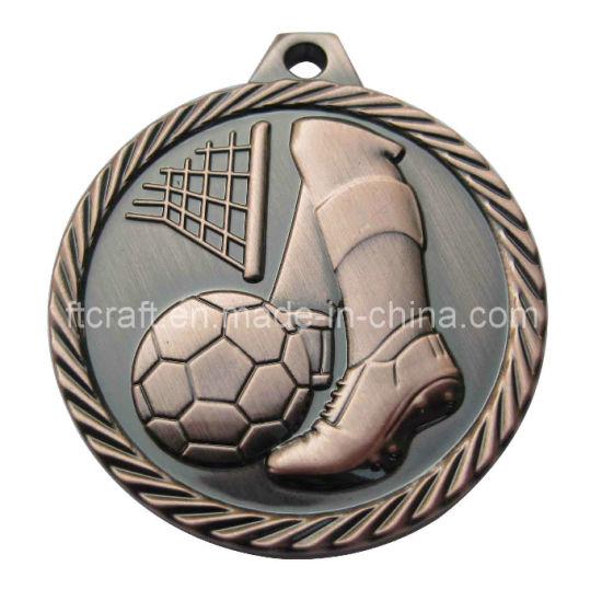 Custom Football Medal