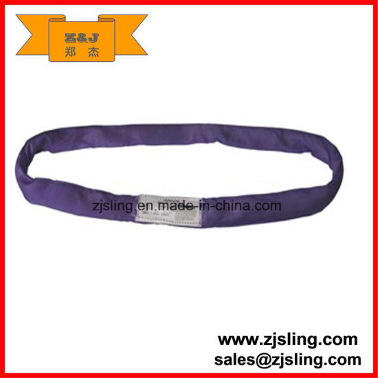 En1492-1 1t Polyester Endless Round Webbing Sling L=3m (customized)