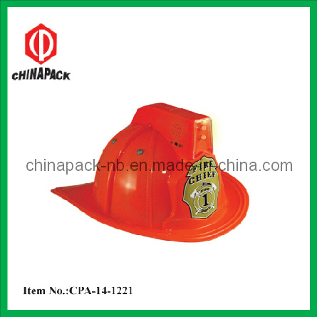 Childs Red Jr. Fire Chief Helmet (CPA-14-1221) pictures & photos