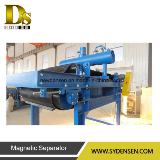 Self-Cooling Belt Cross Conveyor Electromagnetic Separator Price pictures & photos