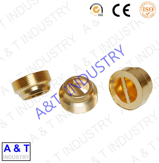 High Quality Brass Nut Brass Parts Made in China pictures & photos