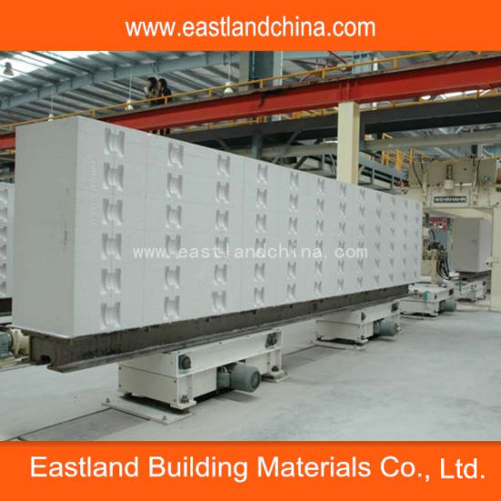 AAC Wall Block for Autoclaved Aerated Concrete Block