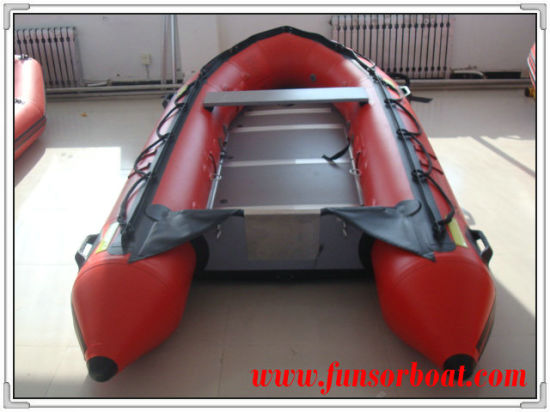 Water Boat with Plywood Floor (FWS-A270) pictures & photos