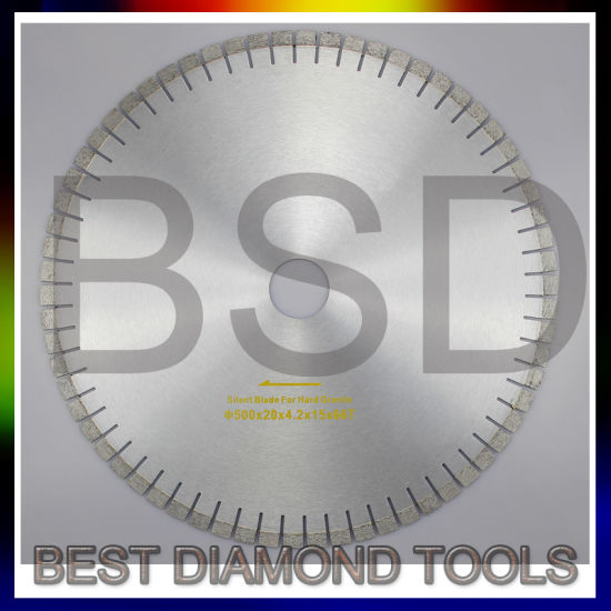 Diamond Blades 400mm Segmented/The Blade Manufacturing Company