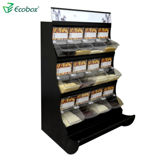 Ecobox Candy Rack and Pick &Mix Stand